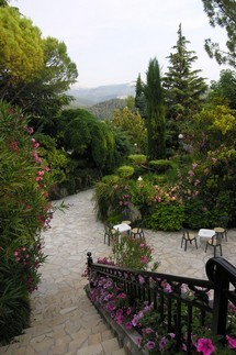 We are located in the heart of Provence facing the massif of Sainte Baume